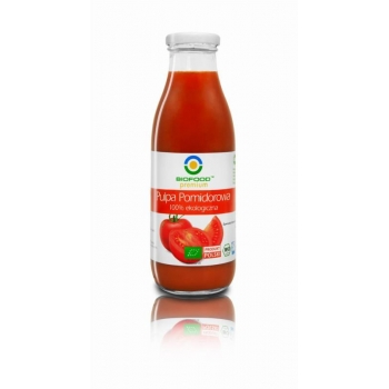 PULPA POMIDOROWA BIO 500 ml - BIO FOOD