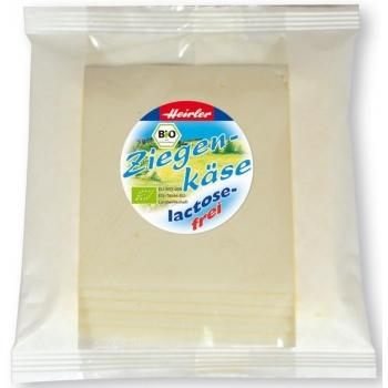 KOZI SER BEZ LAKTOZY PLASTRY BIO 120 g -  HEIRLER