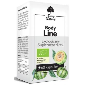 BODY LINE BIO 60 KAPSUŁEK (520 mg) - DAR Y NATURY
