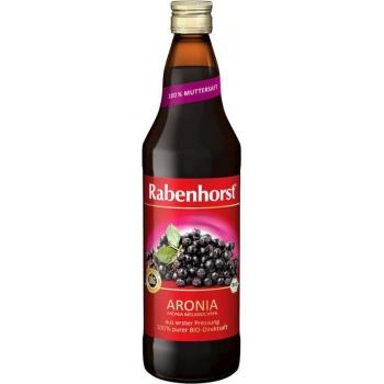 SOK Z ARONII 100% BIO 750 ml - RABENHORS T