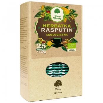 HERBATKA RASPUTIN BIO (25 x 1,5 g) - DAR Y NATURY
