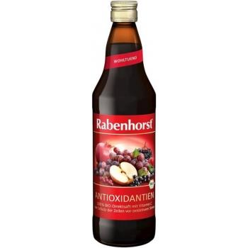 SOK WIELOOWOCOWY ANTYOKSYDANT BIO 750 ml  - RABENHORST