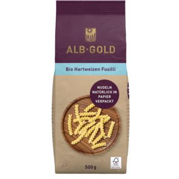 MAKARON (SEMOLINOWY) ŚWIDERKI BIO 500 g  - ALB-GOLD